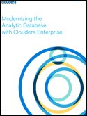 Modernizing the Analytic Database with Cloudera Enterprise