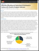 ESG: Efficiently Offloading and Optimizing BI Workloads to Hadoop with Cloudera Navigator Optimizer