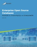 Enterprise Open Source Databases: MariaDB vs. Oracle MySQL vs. EnterpriseDB