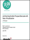 Architecting the Multi-Purpose Data Lake With Data Virtualization