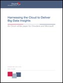 Harnessing the Cloud to Deliver Big Data Insights