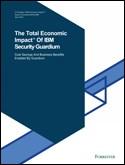 The Total Economic Impact of IBM Security Guardium