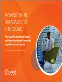 Moving Your Databases to the Cloud