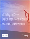 Visibility to Drive Digital Transformation: Why IT Needs a System of Intelligence
