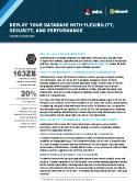 Deploy your database with flexibility, security, and performance