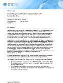 IDC whitepaper: Data management platform consolidation with enterprise Linux