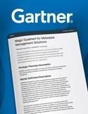2018 Gartner Magic Quadrant for Metadata Management Solutions