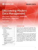 Discovering Modern Data Management