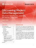 Discovering Modern Data Management