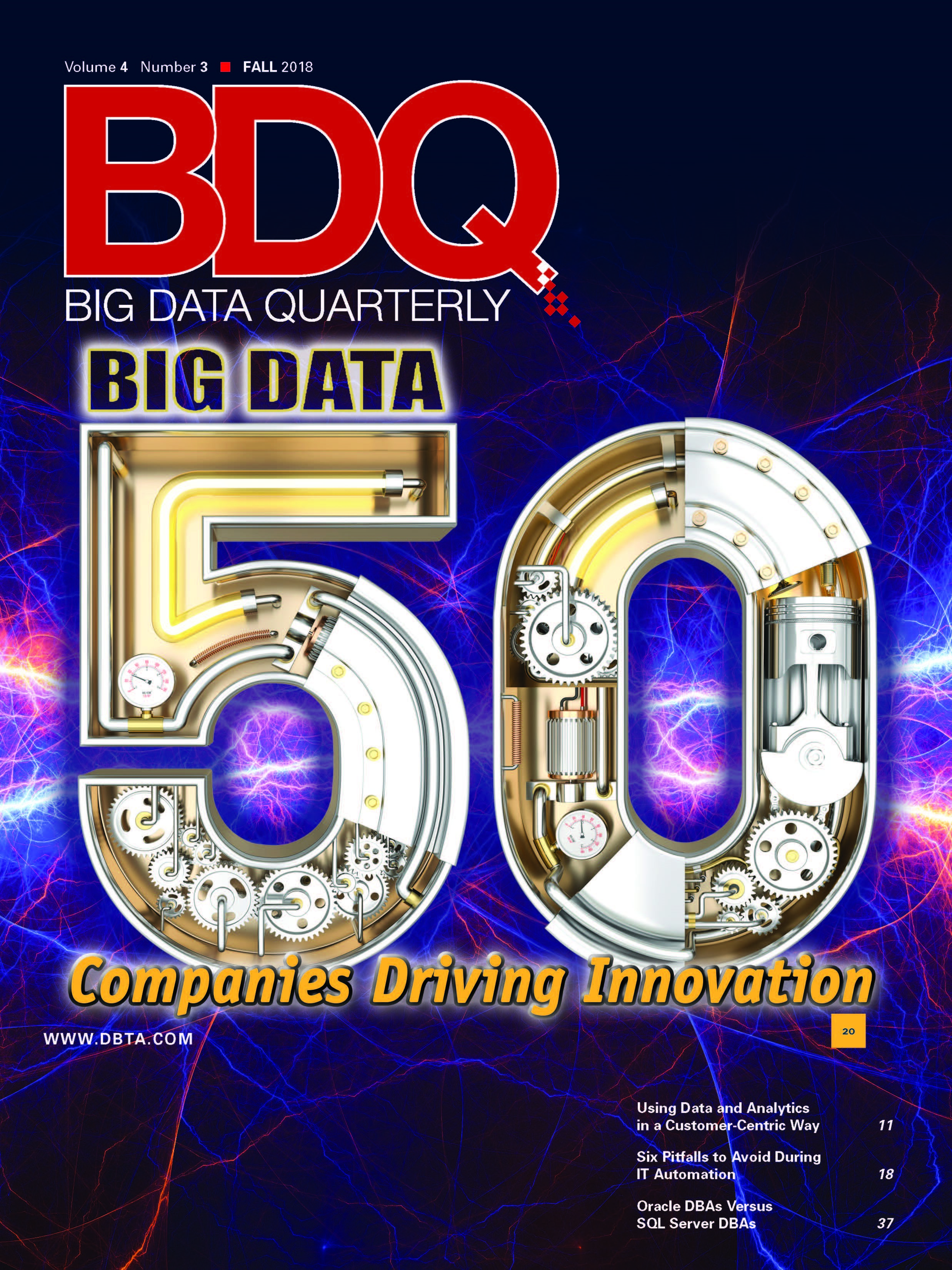Big Data Quarterly: Fall 2018 Issue