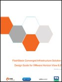 FlashStack Converged Infrastructure Solution Design Guide for VMware Horizon - Pure branded