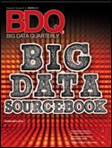 NEW - Big Data Sourcebook: Data Lakes, Analytics and the Cloud
