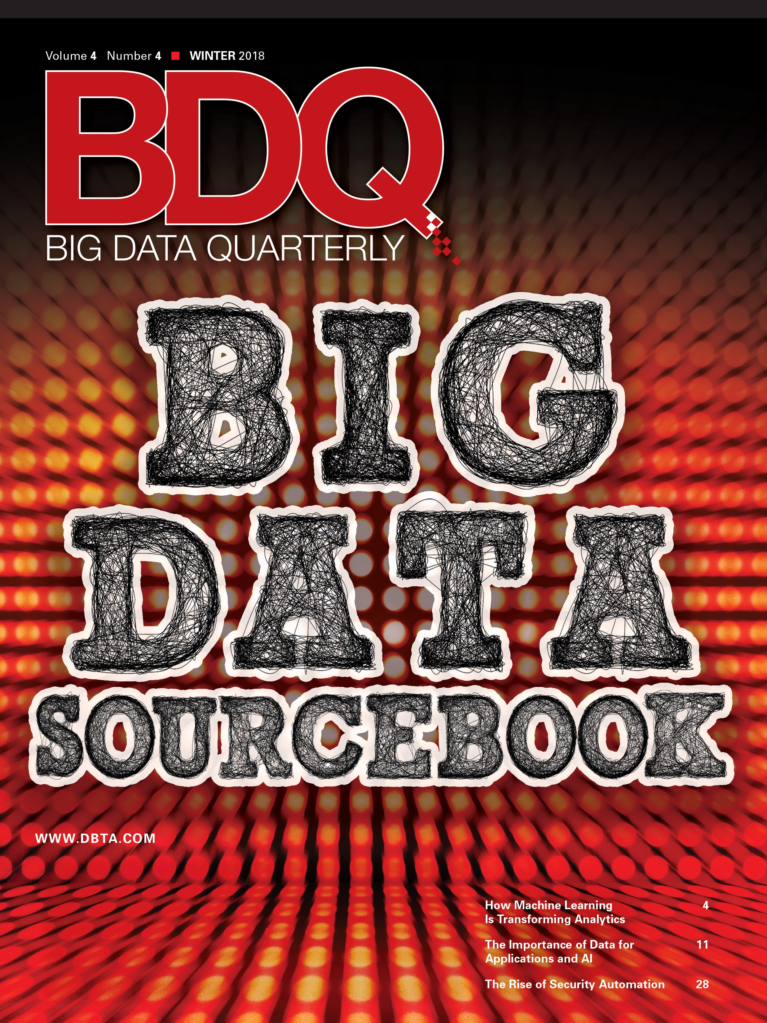BIG DATA SOURCEBOOK 2018