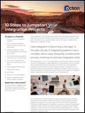 10 Ways to Jumpstart Your Integration Projects