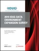 2019 IOUG Data Environment Expansion Survey