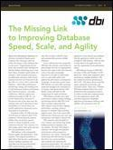 Improving DB2 Speed, Scale and Agility