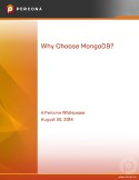 Why Choose MongoDB?