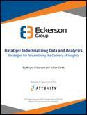 Learn More - DataOps: Strategies for Streamlining the Delivery of Insights