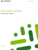 Data Privacy Regulation: Preparing for Change