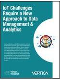 Harbor Research: IoT Challenges Require a New Approach to Data Management and Analytics