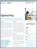 Optimal Plus Builds a foundation for IIoT Analytics and Actionable Intelligence