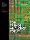 Eight Key Trends in Data Analytics