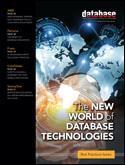 Entering the New World of Database Technologies