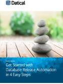 Get Started with Database Release Automation in 4 Easy Steps