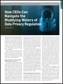 Navigating the Muddying Waters of Data Privacy Regulation
