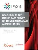 DBA's Look to the Future: PASS Survey on Trends in Database Administration