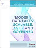 Modern Data Lakes: Scalable, Agile and Governed