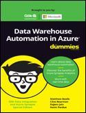 Data Warehouse Automation in Azure for Dummies Book