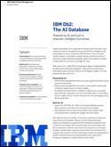 IBM Db2: The AI Database