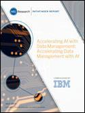 Accelerating AI with Data Management