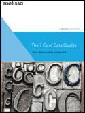 The 7 Cs of Data Quality: Your Data Scorecard