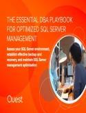 The Essential DBA Playbook for Optimized SQL Server Management