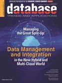 Database Trends and Applications Magazine: August/September 2020