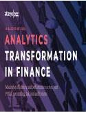 Blueprint for Analytics Transformation in Finance