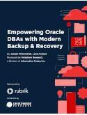 Empowering Oracle DBAs with Modern Backup & Recovery