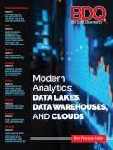 Modern Analytics: Data Lakes, Data Warehouses and Clouds
