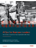 AIOps for Business Leaders